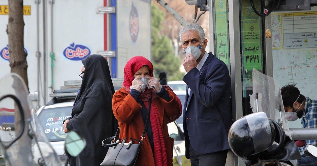 Coronavirus Live Updates: Iran's Deputy Health Minister Tests Positive