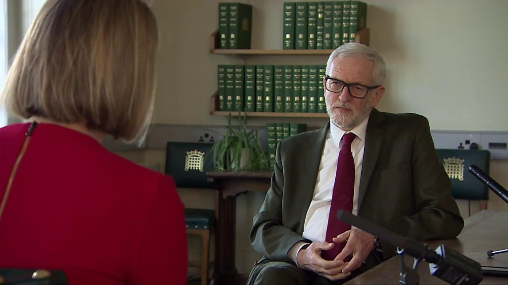 Labour leadership: Departing Corbyn believes he won the fight