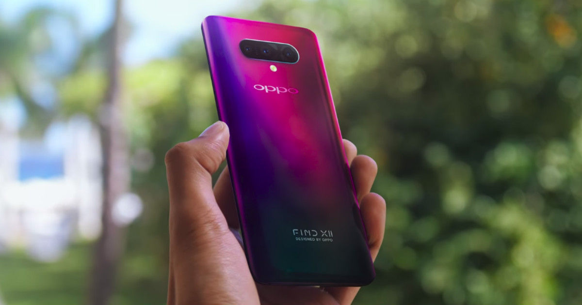 OPPO Find X2 listed on official Vietnam website ahead of launch, revealing key specifications